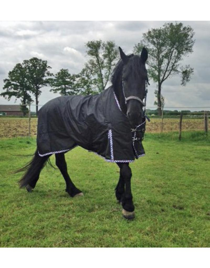 LuBa Horseblankets® FRIESIAN | BAROQUE EXTREME Turnout 1680D® Winterblanket 150gr