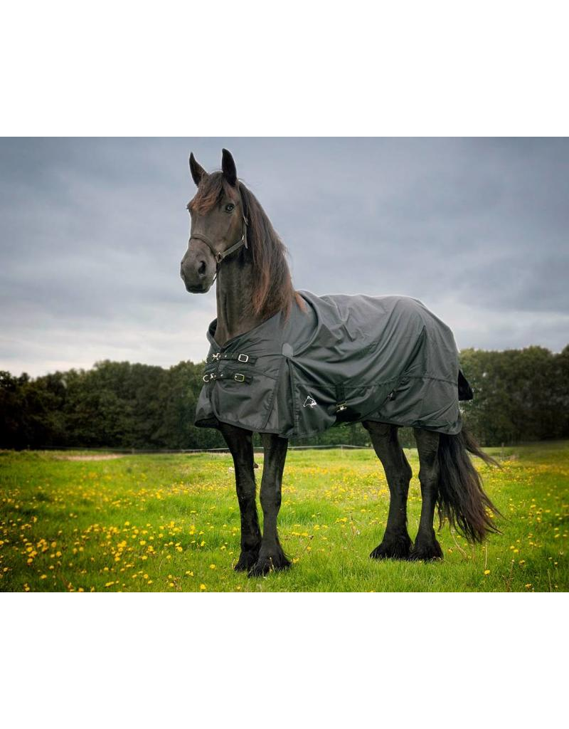 LuBa Horseblankets® FRIESIAN | BAROQUE EXTREME Turnout 1680D® Rainblanket 0g