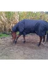 LuBa Horseblankets® EXTREME Turnout 1680D® Winterblanket 300gr - COMBO detachable Neck
