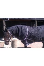 LuBa Horseblankets® FRIESIAN | BAROQUE EXTREME Turnout 1680D® Winterblanket 150gr - COMBO detachable Neck