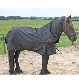 LuBa Horseblankets® EXTREME Turnout 1680D® Winterblanket 150gr - COMBO detachable Neck