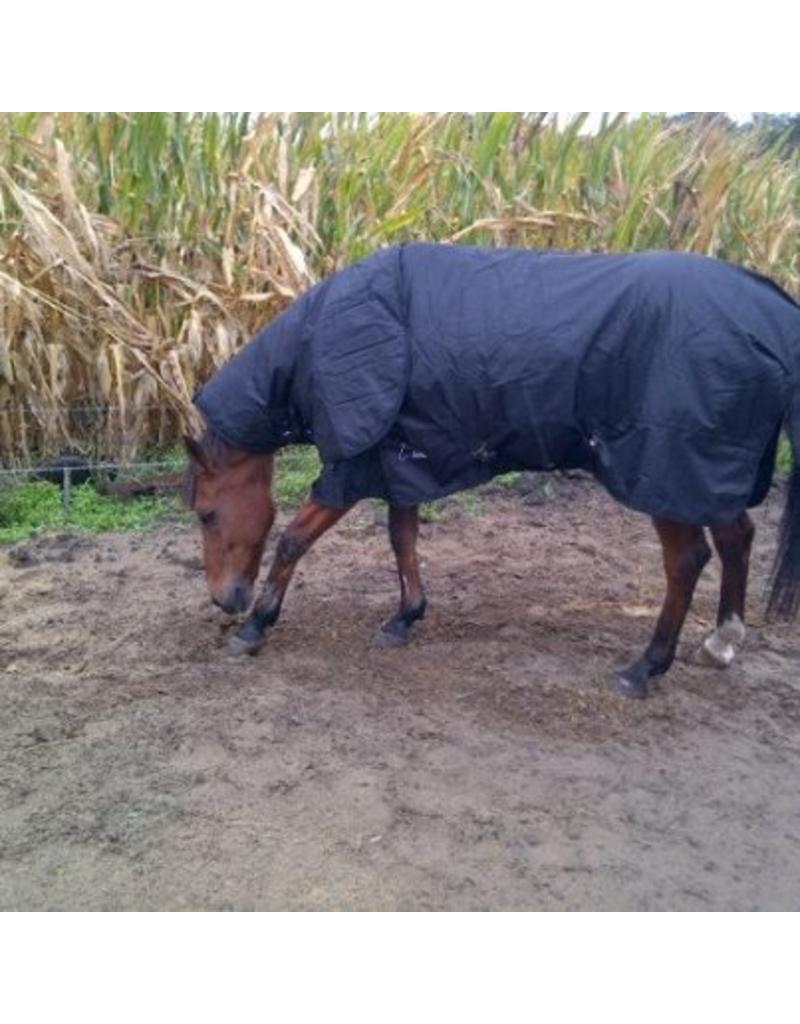 EXTREME Turnout 1680D® Rainblanket 0gr - COMBO detachable Neck