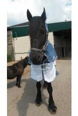 LuBa Horseblankets® FRIESIAN | BAROQUE COMBO Fly sheet luba3254®