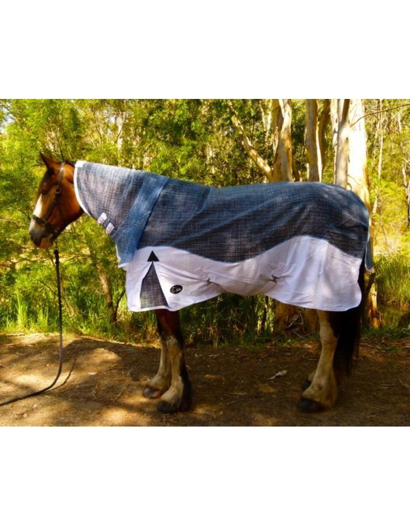 LuBa Horseblankets® COMBO Fly sheet luba3254®