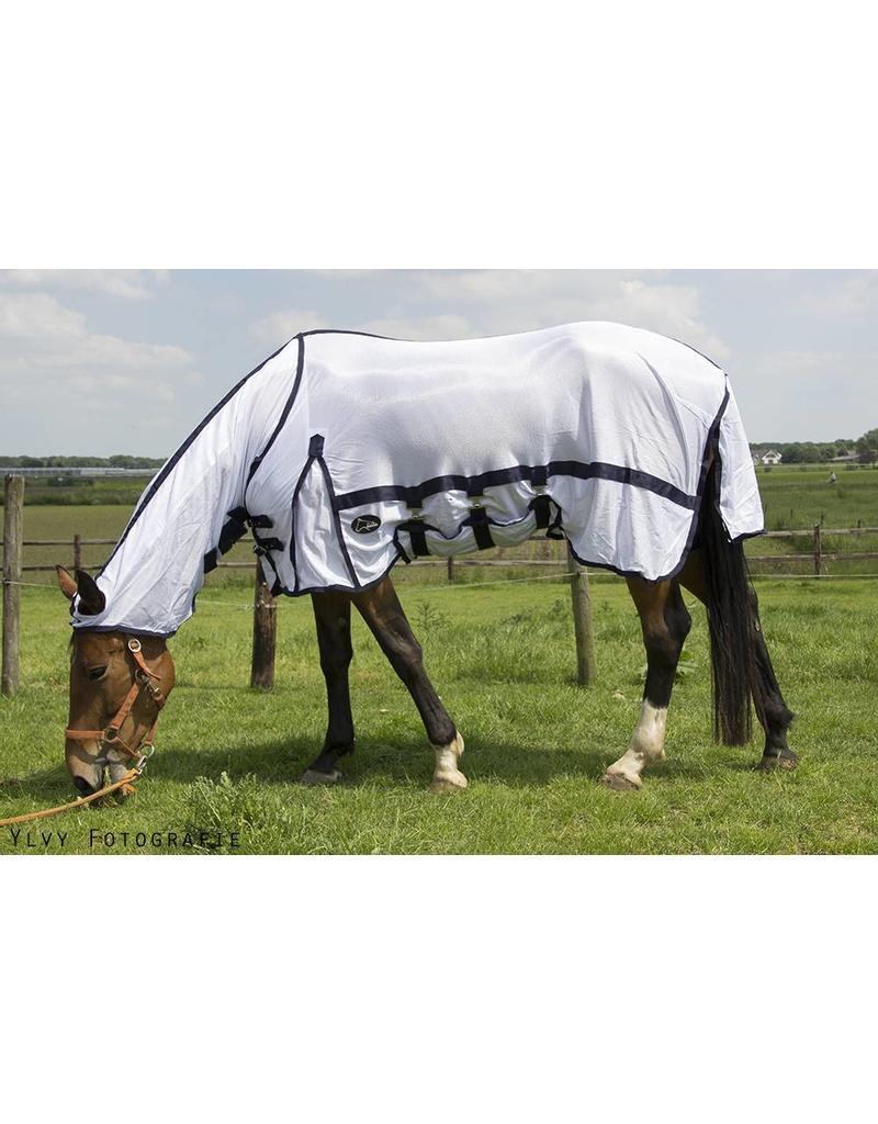 LuBa Horseblankets® Fly rug Anti Fly COMBO/fixed fullneck