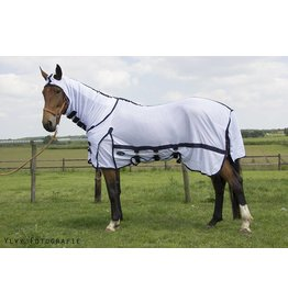 LuBa Horseblankets® Fly rug Anti Fly COMBO/fixed fullneck