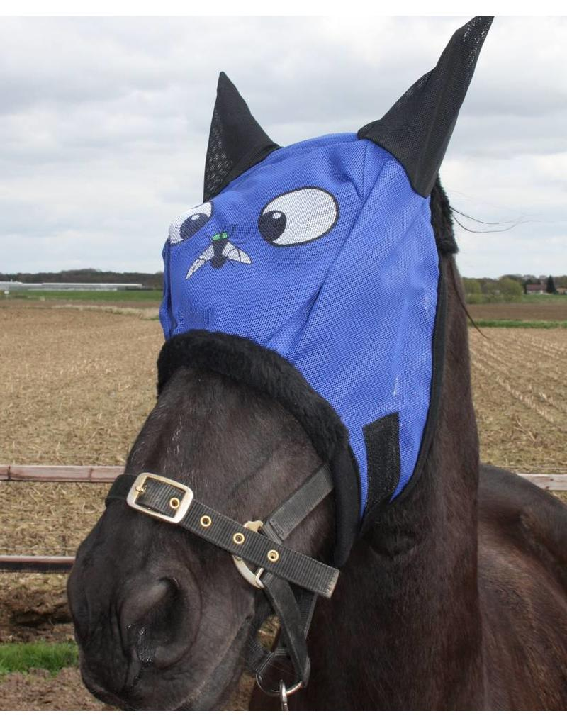 Fly Mask with Fly-print