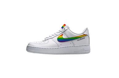 THE TOLERANCE Rainbow Sneaker (Damen)