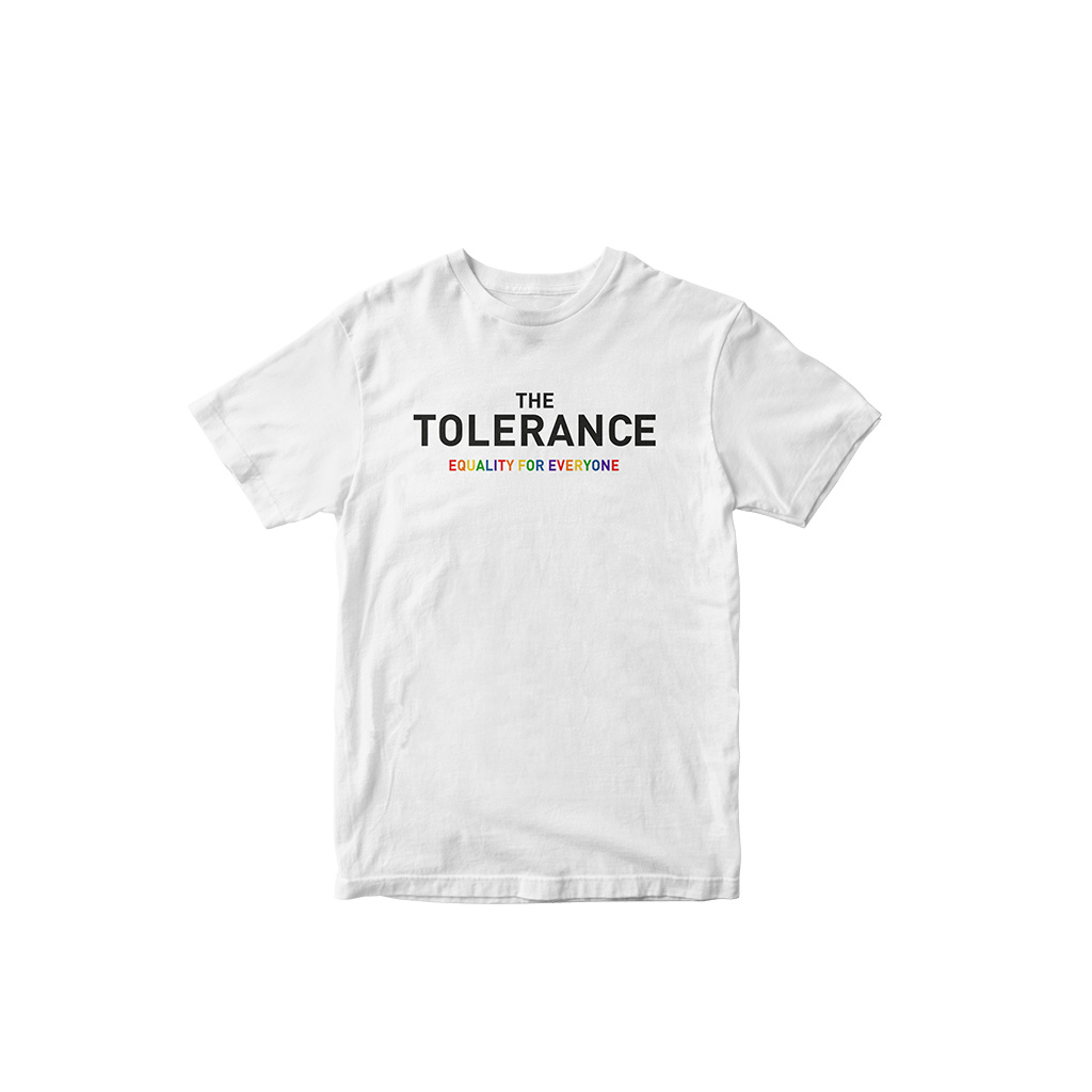 THE TOLERANCE Rainbow T-Shirt