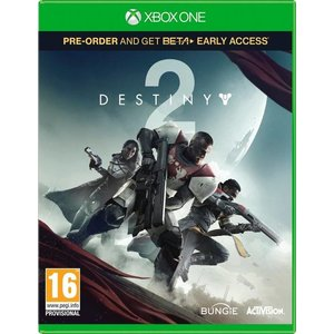 Activision Destiny 2 | XBOX One | Probeer maar eens in deze titel te overleven! | RESERVEER NU !