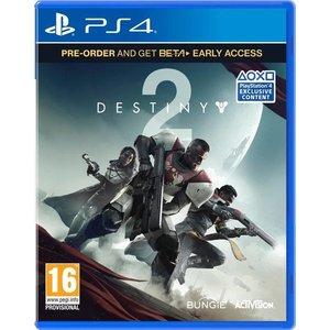 Activision Destiny 2   PS4   Probeer maar eens in deze titel te overleven!   RESERVEER NU !