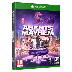 Deep Silver Agents of Mayham   XBOX One   een game met krankzinnige thema's en nietsontziende humor!   RESERVEER NU!
