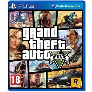 Rockstar Games Grand Theft Auto 5 | PS4 NU VERKRIJGBAAR!