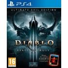 Blizzard Entertainment Diablo III - Reaper of Souls (Ultimate evil edition) | PS4
