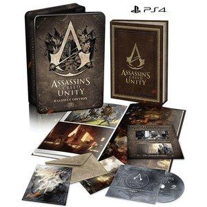 Ubisoft Assassins creed - Unity (Bastille edition) | PS4