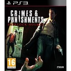 Crimes and punishments - Sherlock Holmes | PS3