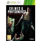 Crimes and punishments - Sherlock Holmes | XBOX 360