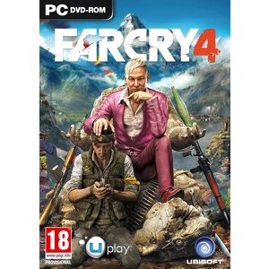 Ubisoft Far Cry 4 | PC download via Uplay | Schrijf jouw eigen verhaal in een exotische open wereld.
