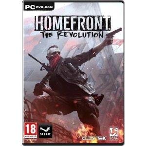 Deep Silver Homefront: The Revolution | PC download via Steam verwacht 30-05-2015