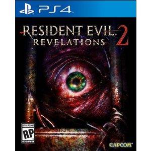 Capcom Resident Evil - Revelations 2 | PS4 pre-order verwacht 13-03-2015