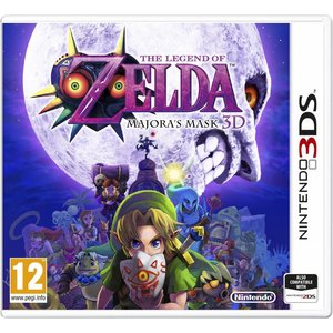 Nintendo The Legend of Zelda: Majora's Mask 3D | 3DS(/2DS) verwacht 13-02-2015