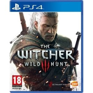 Namco Bandai The Witcher 3: Wild Hunt - Premium Edition | PS4 Release 19-05-2015