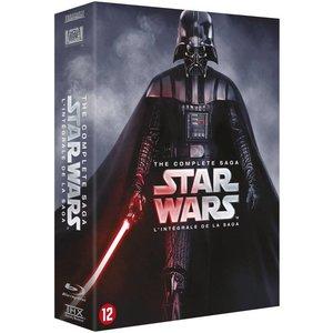 Star Wars - The Complete Sage | BlueRay alle 6 de films samengebracht met 40 uur extra beeldmateriaal
