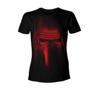Star Wars - Kylo Ren Red lines print T-shirt