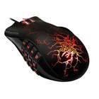 Razer Naga Molten Edition, Expert MMO Gaming Mouse