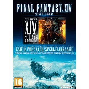 Prepaid Card 60 Days | Final Fantasy XIV (A Realm Reborn) Code direct in je e-mail | PC, PS4, PS3