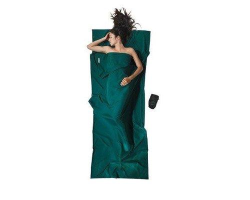 Cocoon Travelsheet, microfiber, moss green