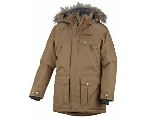 Columbia Barlow Pass 550 Jacket men