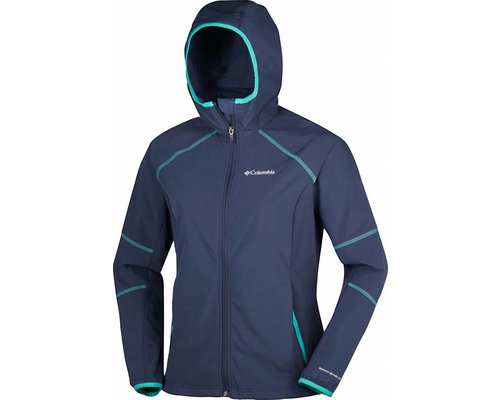 Columbia Sweet As Softshell Hoodie women