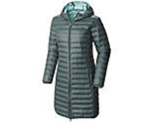 Columbia Flash Forward Long Down Jacket women