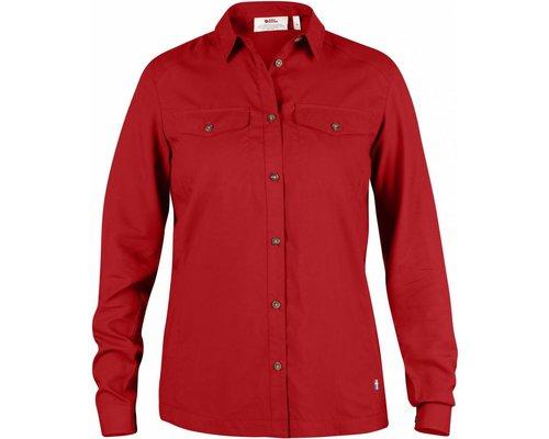 Fjallraven Abisko Vent Shirt LS women