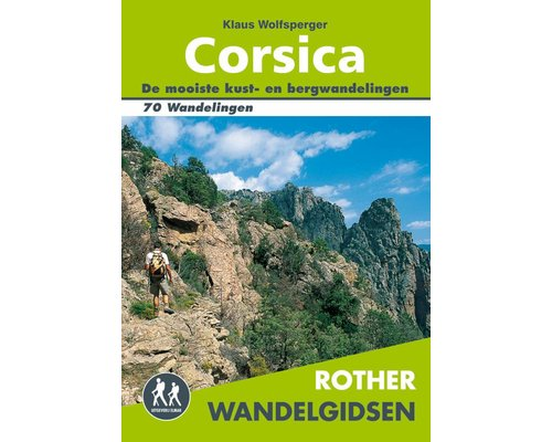 Rother Wandelgids Corsica