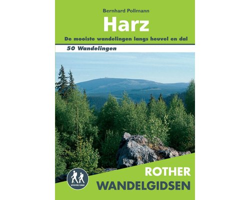 Rother Wandelgids Harz