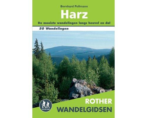 Rother Wandelgids Harz