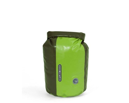 Ortlieb Dry Bag PD with valve 7L olive/lime