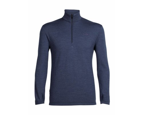 Icebreaker Original LS Half Zip men