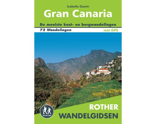 Rother Wandelgids Gran Canaria