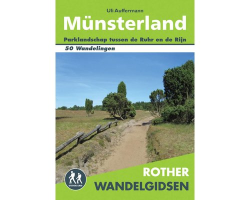 Rother wandelgids Münsterland