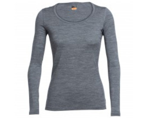 Icebreaker Oasis LS Scoop women