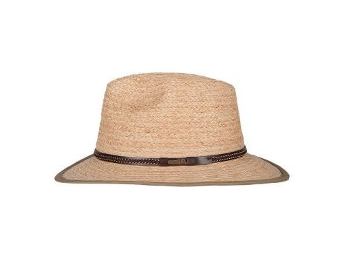 Hatland Trumann Raffia Hat