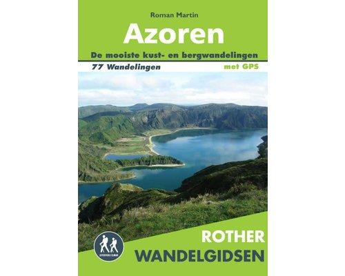 Rother Wandelgids Azoren