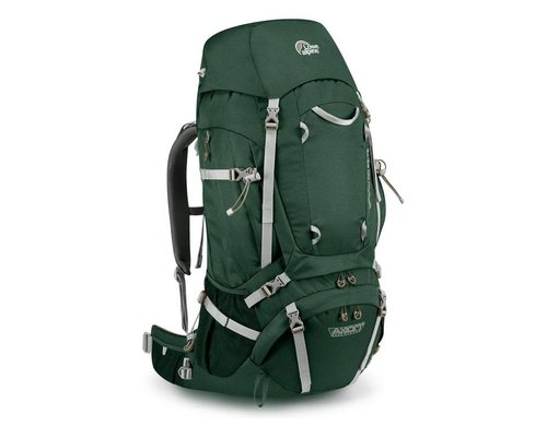 Lowe Alpine Diran 65-75 crocodile green/sand