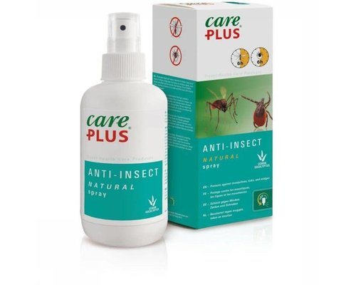 Care Plus Anti-Insect Naturel spray - 60 ml
