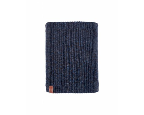 BUFF® Knitted&Polar Lyne night blue nekwarmer