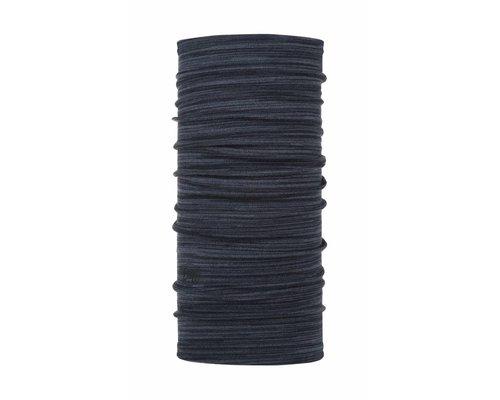 BUFF BUFF Midweight Merino Wool Denim multi stripes