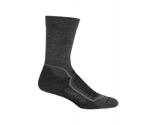Icebreaker Mens Hike+ Light Crew socks